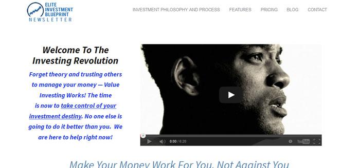 Elite Investment BluePrint Newsletter