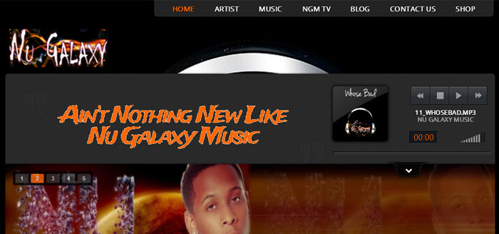 NuGalaxy Music