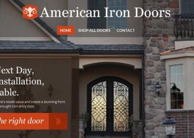 American Iron Doors