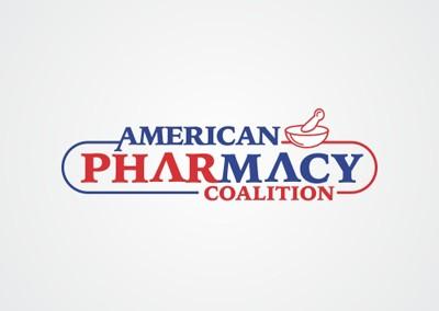 American-Pharmacy-Logo-Designer