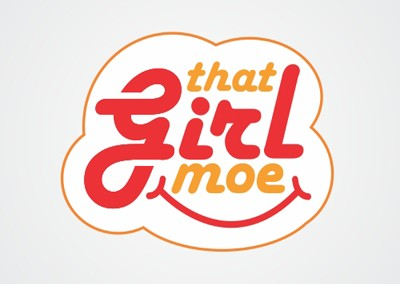 That-Girl-Moe-Custom-Logo-Design