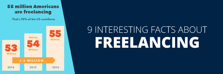 9 Interesting Facts About Freelancing
