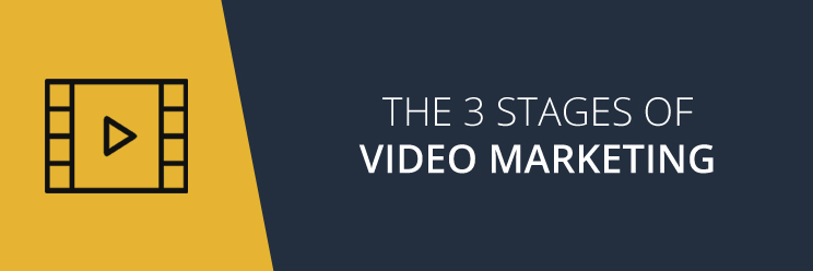 The 3 Stages of Video Marketing