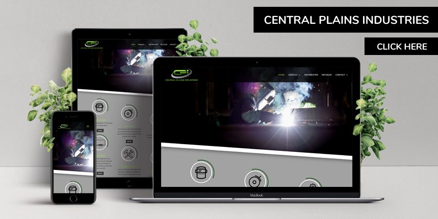 Central Plains Industries - Manufacturing company website