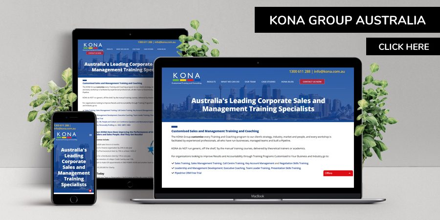 KONA Group Australia - Management Training in Australia